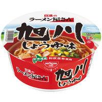 日清食品 日清のラーメン屋さん 旭川しょうゆ味 1箱(12食入)