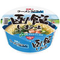 日清食品 日清のラーメン屋さん 函館しお味 1箱(12食入)