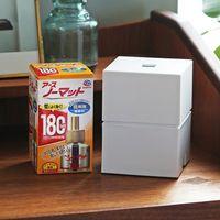 【アスクル限定】アースノーマット本体 Whiteselection180日用セット アース製薬