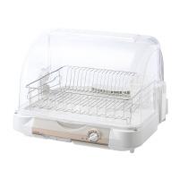 小泉成器 食器乾燥器(ステンレスかご) 白 KDE-6000/W