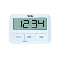 タニタ デジタルタイマー TD-409-WH 4904785 540903 1個