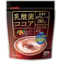 名糖産業 乳酸菌ココア 200g 1セット(6袋)