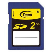 Team製SDカード2GB