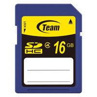 Team製SDHCカード16GB
