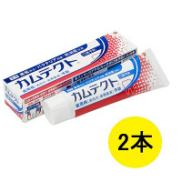 カムテクト 口臭予防 105g 1セット(2本) グラクソ・スミスクライン 歯磨き粉