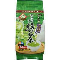 上辻園 宇治抹茶入緑茶ティーバッグ 3g 1袋(30バッグ入)