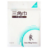 ファーストレイト つかいきり 三角巾 Mサイズ FR-166 1袋(1枚入)