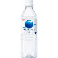 キリン アルカリイオンの水 500ml 1箱(24本入)