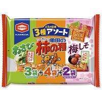 亀田の柿の種3種アソート9袋詰