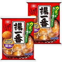 亀田製菓 揚一番 155g 06725 1セット(2袋入)