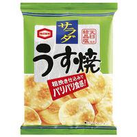 亀田製菓 28gサラダうす焼 1箱(20袋入り)