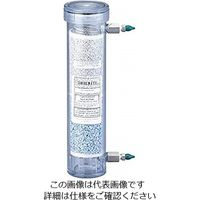 ガス精製ジャー(Drierite) 09-206 1-1848-02 (直送品)