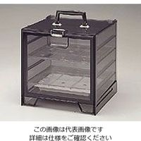 アズワン ユニットデシケーター 手提用 1台 1-023-04 (直送品)