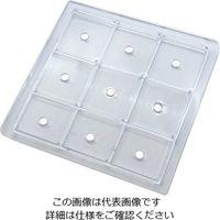 アズワン ユニットデシケーター用 予備棚板 1枚 1-023-05 (直送品)