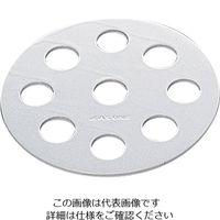 アズワン 真空ポリカデシケーター240・250用プレート 1個 1-066-05 (直送品)