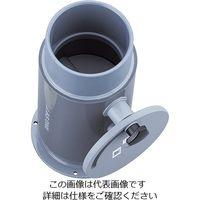 アズワン 配管用部品風量調節ダンパ(直接型)φ100用 1個 1-1607-02(直送品)