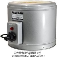大科電器 マントルヒーター入力調節器付き(フラスコ用) AFR-50 1台 1-167-06 (直送品)