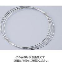 杉山商事 ステンレスコイルチューブ(シームレス) 1/16×1.0×10 1巻(10m) 1-1689-05(直送品)