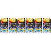 キリンチューハイ ビターズ 皮ごと搾りゆず 6缶