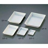 アズワン ディスポトレー DT-4 1箱(100枚入) 1-3145-04 (直送品)