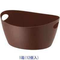 オーガナイザー L ブラウン 1箱(12個入) コジオル