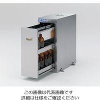 アズワン 薬品保管ユニット(UT-Lab.) 251×500×600mm SS1-UT 1個 1-4024-01 (直送品)