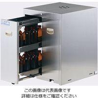 アズワン 薬品保管ユニット 450×500×600mm SS2-UT 1個 1-4024-02 (直送品)
