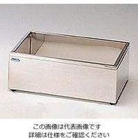 アズワン ステンレス水槽 角型(SUS304・断熱材入り) 26.2L S-3 1個 1-4163-03 (直送品)