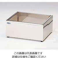 アズワン ステンレス水槽 角型(SUS304・断熱材入り) 18L S-2 1個 1-4163-02 (直送品)