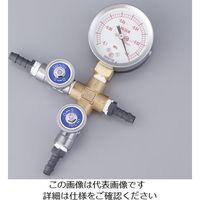 アズワン ニードルバルブユニット (真空調整用) PSR-01 1個 1-4243-01 (直送品)