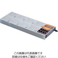 アズワン スリムスターラー 個別回転制御 KSI-8 1台 1-4239-02 (直送品)