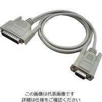 アズワン 通信ケーブル B-LOG925X(ザルトリウス用25pin) B-LOG 925X 1個 1-4244-13(直送品)