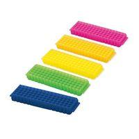 アズワン ユニラック 5色パック(青・緑・ピンク・黄・オレンジ×各2個入) S500-80 1箱(10個) 1-4314-01 (直送品)