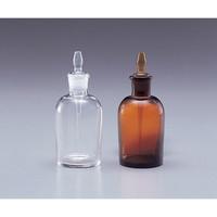アズワン スポイト瓶(ゴム無) 茶 30mL 1本 1-4396-01 (直送品)