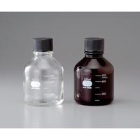 アズワン アイボトル短型(茶) 500mL 1本 1-4567-13 (直送品)