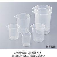 アズワン ニューディスポカップ 100mL 500入 1箱(500個) 1-4621-01 (直送品)