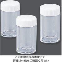 アズワン PSスクリュー管瓶(ケース) 100mL 1箱(50本入) 1-4628-16 (直送品)