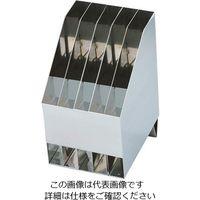 アズワン ステンレス製バッグスタンド 5枚用 1ー4692ー02 1個 1ー4692ー02 (直送品)