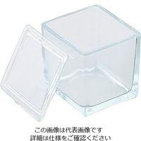 アズワン 染色バット(ガラス) 30枚用 10130530 1個 1-4864-01 (直送品)