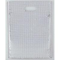 酒井化学工業 ミナクールパック 平袋S 210×275 100袋入 銀 C1