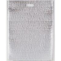 酒井化学工業 ミナクールパック 平袋LL 365×475 50袋入 銀 C4