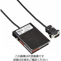 アズワン フットスイッチ(IC3200シリーズ用) IC3000FTS 1個 1-5046-04 (直送品)