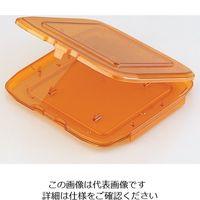 フロロウエアー・インテグリス マスクパッケージ オレンジ 7インチ用 B8070-0111 1個 1-5390-03 (直送品)