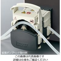 アズワン チュービングポンプISO-313T用追加ポンプヘッド ISO-313X 1台 1-5425-03 (直送品)