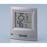 アズワン ELライト付デジタル温湿度計 2075 1ー5459ー01 1台 1ー5459ー01 (直送品)