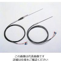 アズワン 測温抵抗体(フッ素樹脂被覆) FPT100φ3.6×L100 FPT100 1個 1-5721-01 (直送品)