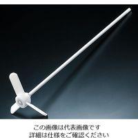 フロンケミカル PTFEジェット撹拌棒 φ8×800mm NR26810-05 1個 1-5765-05 (直送品)