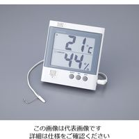 アズワン 大表示温湿度計 EM913NR 1台 1-5780-01 (直送品)
