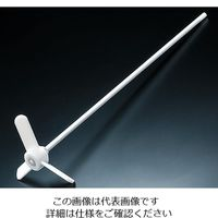 フロンケミカル PTFEジェット撹拌棒 φ8×500mm NR26810-02 1個 1-5765-02 (直送品)