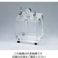 アズワン 真空デシケーター VM 1個 1-5800-01 (直送品)